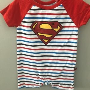 Superman Baby Onesie